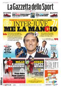 La Gazzetta dello Sport Roma – 15 gennaio 2021