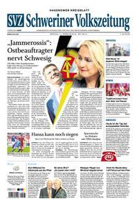 Schweriner Volkszeitung Hagenower Kreisblatt - 11. Februar 2019