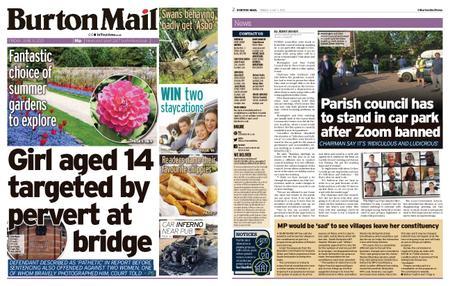 Burton Mail – June 11, 2021