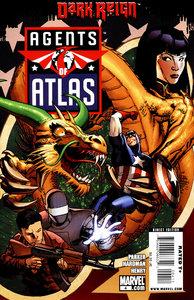 Agents of Atlas #4