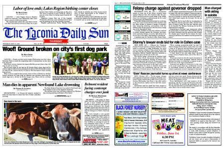 The Laconia Daily Sun – May 31, 2018