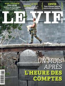 Le Vif L'Express - 12 Août 2021