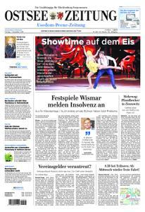 Ostsee Zeitung Wolgast - 07. Dezember 2018