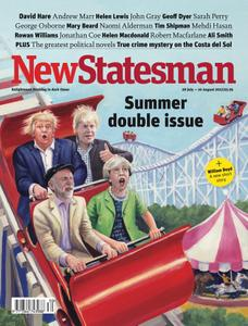 New Statesman - 29 July - 10th August 2017