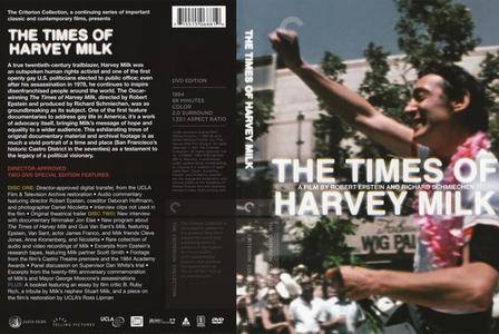 The Times of Harvey Milk (1984) [The Criterion Collection #557]