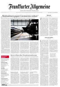 Frankfurter Allgemeine Zeitung - 4 April 2020