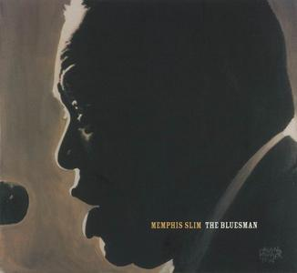 Memphis Slim - The Bluesman (1969) [Reissue 2006]