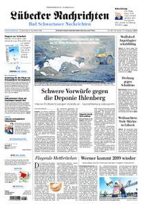 Lübecker Nachrichten Bad Schwartau - 15. November 2018