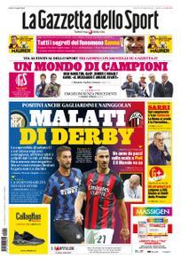 La Gazzetta dello Sport Bergamo – 09 ottobre 2020