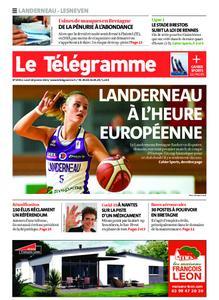 Le Télégramme Landerneau - Lesneven – 18 janvier 2021