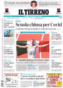 Il Tirreno Livorno - 19 Febbraio 2021