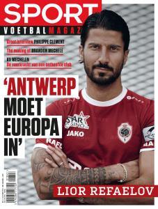 Sport Voetbal Magazine - 24 Oktober 2018