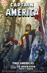 Captain America-Two Americas 2011 digital FatNerd