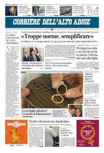 Corriere dell'Alto Adige – 03 ottobre 2018