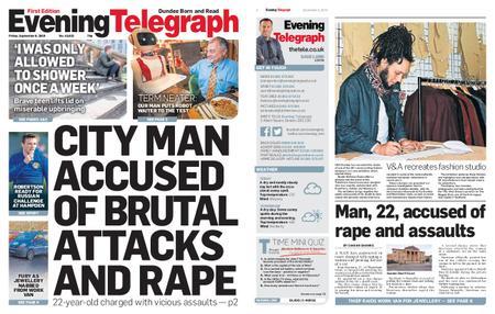 Evening Telegraph First Edition – September 06, 2019