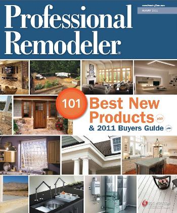 Professional Remodeler - August 2011