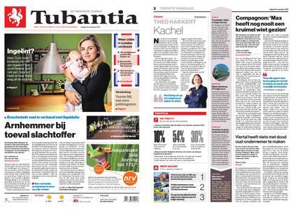 Tubantia - Enschede – 16 november 2018