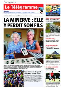 Le Télégramme Guingamp – 23 juillet 2019