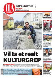 Halden Arbeiderblad – 19. februar 2020