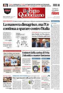 Il Fatto Quotidiano - 04 ottobre 2018