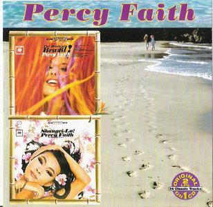 Percy Faith - Music Of Brazil !  / Shangri-La !  ( 2 LP in 1 CD ) [CD 2002]