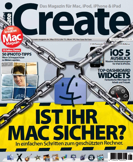 iCreate Magazin No 05 2011