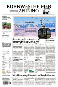 Kornwestheimer Zeitung - 17. November 2018