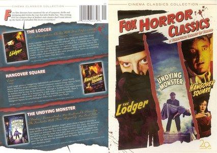 Fox Horror Classics (1942-1945)