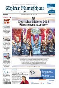 Sylter Rundschau - 04. Juni 2018