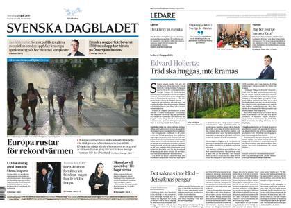Svenska Dagbladet – 25 juli 2019