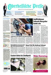 Oberhessische Presse Marburg/Ostkreis - 25. Juli 2019