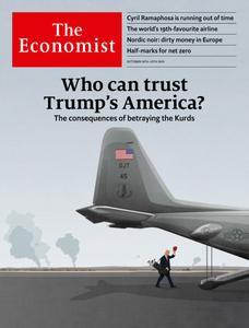 The Economist Latin America – 19 October 2019