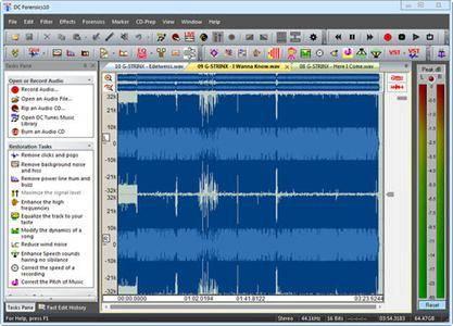 Diamond Cut Forensics10 Audio Laboratory 10.52 Portable