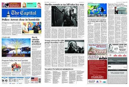 The Capital – November 30, 2017