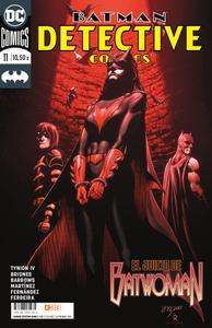 Batman: Detective Comics núm. 10-12