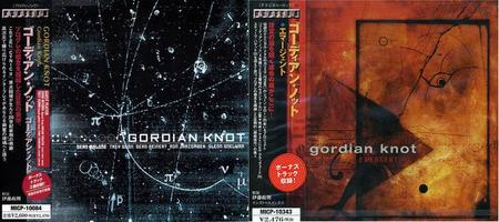 Gordian Knot - 2 Studio Albums (1999-2003) [Japanese Editions]