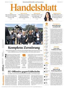 Handelsblatt - 19 Juli 2021