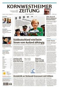 Kornwestheimer Zeitung - 15. Februar 2019