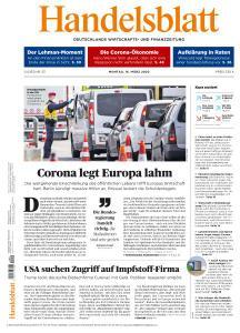 Handelsblatt - 16 März 2020