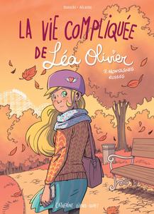 La Vie Compliquée de Léa Olivier - Tome 7 - Montagnes Russes
