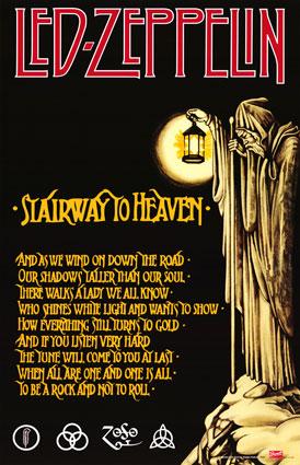 Led Zeppelin  - Stairway To Heaven (Earls Court  1975)