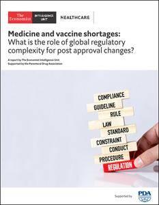 The Economist (Intelligence Unit) - Healthcare, Medicine and vaccine shortages (2018)