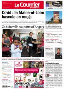 Le Courrier de l'Ouest Angers – 12 septembre 2020