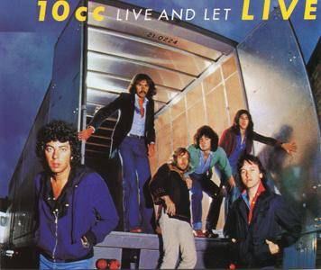 10cc - Live And Let Live (1977)