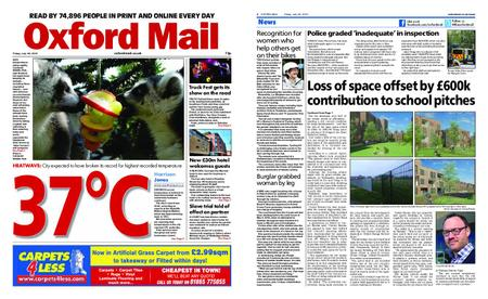Oxford Mail – July 26, 2019