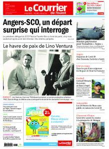 Le Courrier de l'Ouest Nord Anjou – 11 août 2020