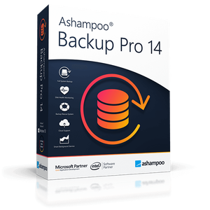 Ashampoo Backup Pro 14.04 (x64) Multilingual