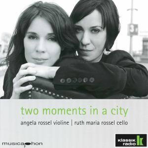 Angela Rossel - Two Moments in a City (2019)