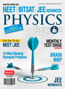 Physics For You - May 2020