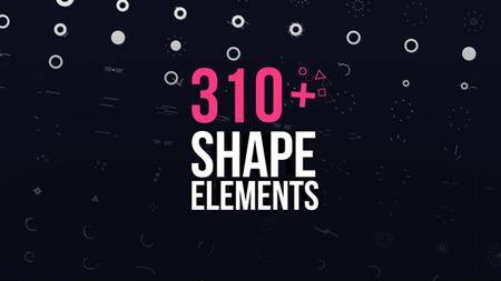 Motion Elements Pack - Project for After Effects (VideoHive)